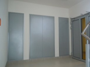 Drzwi rewizyjne do szachtów